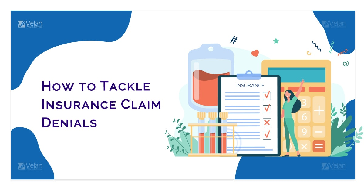 How To Tackle Claim Denials? – The Easiest Way Out