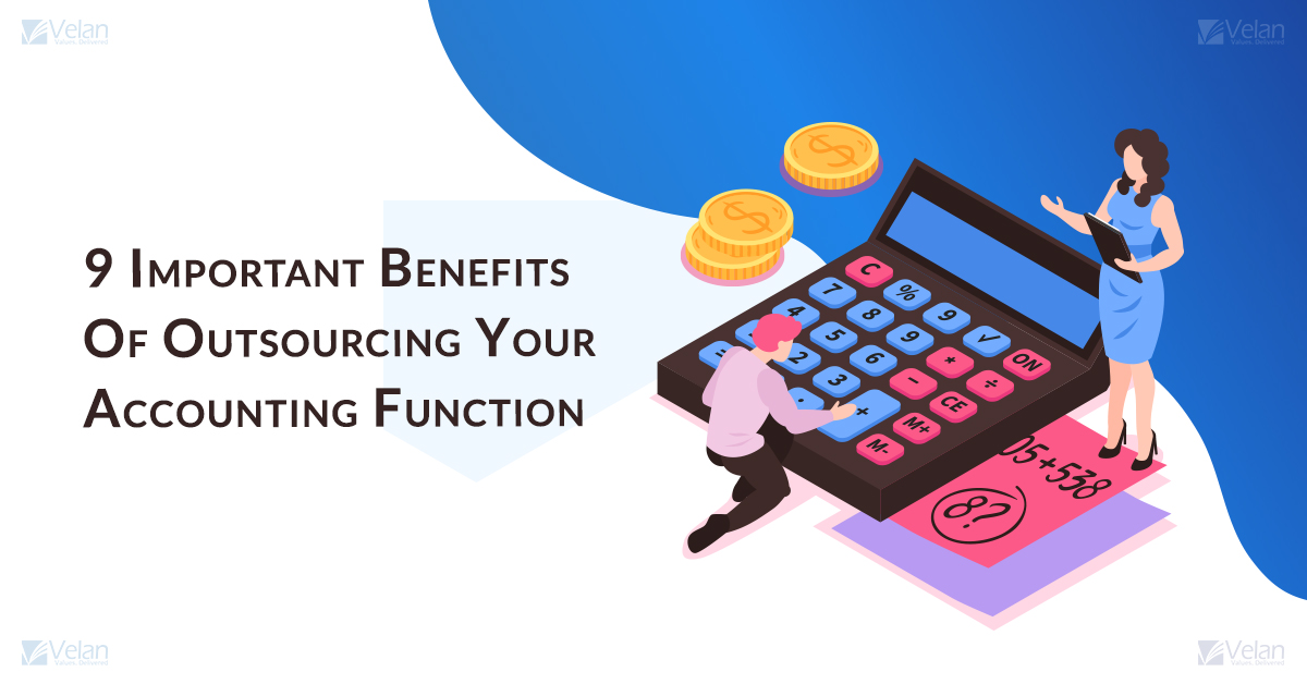 Benefits Of Outsourcing Your Accounting Function