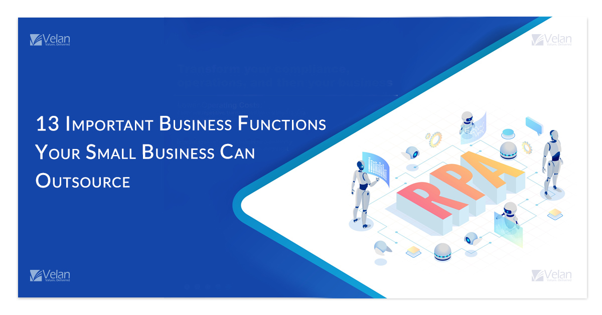 Important Business Functions Your Small Business