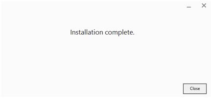 Google Drive Installation