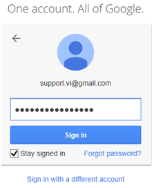 Gmail Password Images