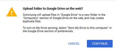 Google Drive on the Web