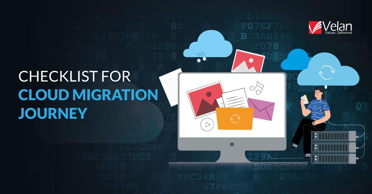 Checklist FCloud Migration Journey