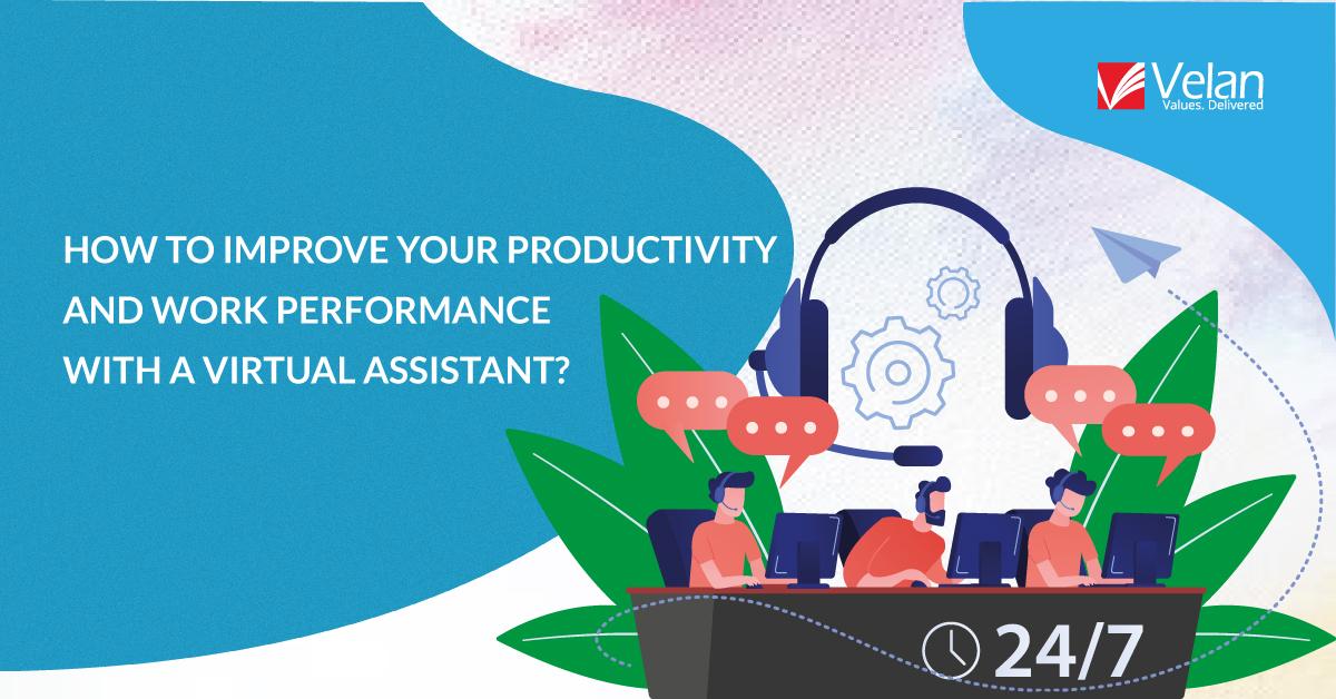 Virtual Assistant Productivity Services list