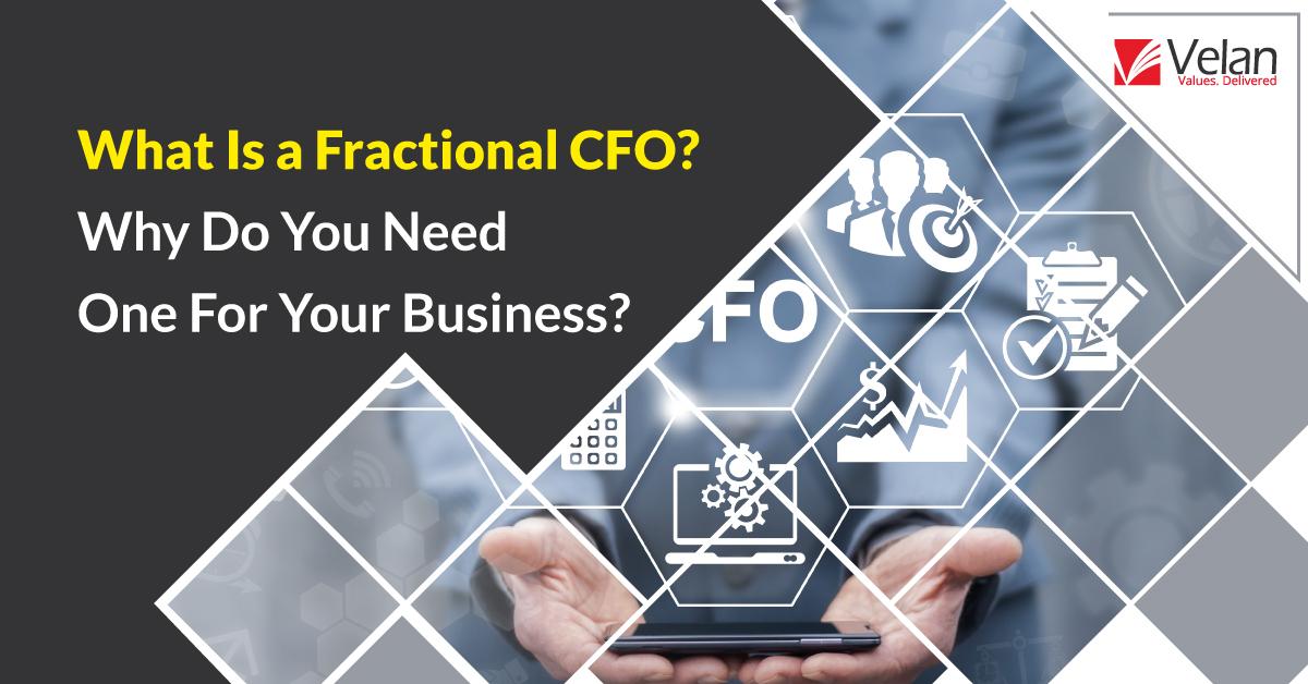 Hire a fractional CFO