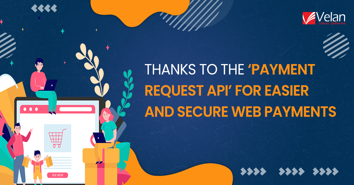 Payment Request API for website