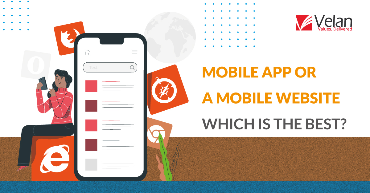 Which is the best Mobile App or Mobile Website