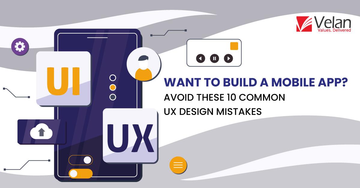 UX challenges in mobile app development